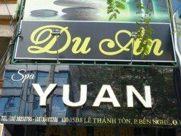 Massage Yuan